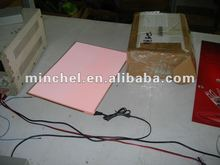 Colorful Flashing EL (CE, RoHS, 0.15-0.5 mm thick, 80-130cd/m2)
