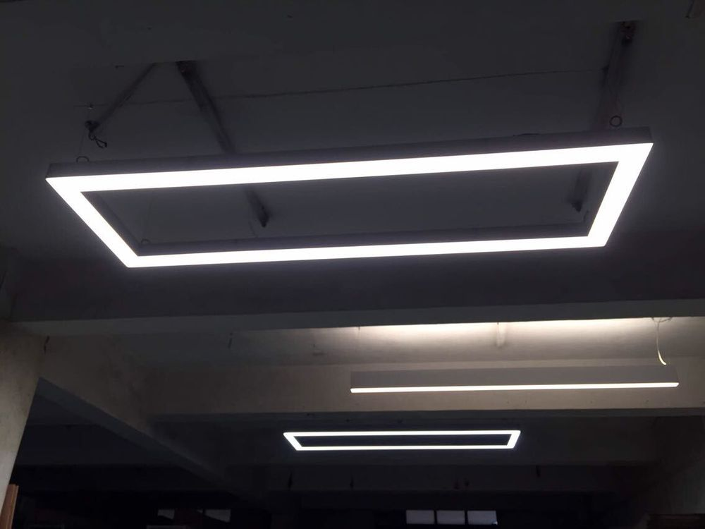 Newly Design Fluorescent Light Fixtures For Office,Hanging Pendant ...