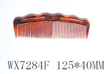 Ningbo factory good quality plastic pocket comb for home and hotel