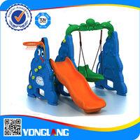Outdoor playground baby swing