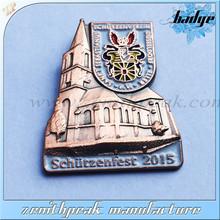 Customized brass logo badge,martial arts metal badges for car grills,enamel pin rock band badges