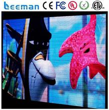flexible p55/p80mm led display for nightclub/ disc flexible outdoor transparent led screen curtain