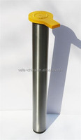 45# steel arm pin for PC200-5 excavator bucket with sizes 80mm*270mm