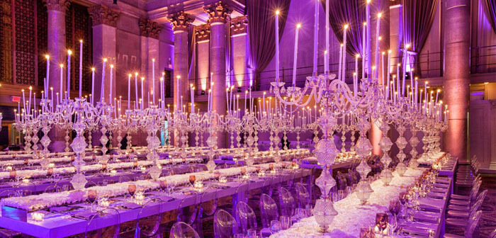 3 Arms Candelabra For Wedding Centerpieces Decoration Crystal