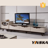 Modern Wooden LCD TV Cabinet Designs
