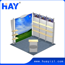 10x10ft trade show exhibition booth display