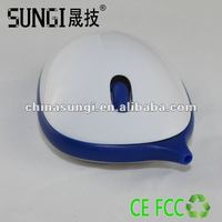 Guangzhou computer accessories wireless mouse rf2.4g