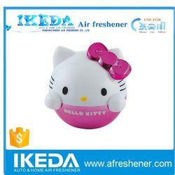 Custom die cut promotion item gel toilet air freshener