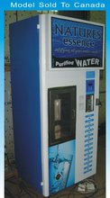 Pure Water Vending Koisk & Water Vendor/Cleaning Water Vending Machine for Sale Drinkable Pure Water/CE