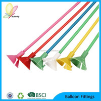 2014 Cheap Different Color Balloon Arch Stand Balloon Display Stand