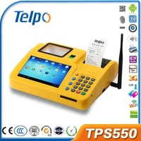 Telpo TPS550 Consumer 3G Touch Screen Android POS for Product Customization, Custom Design