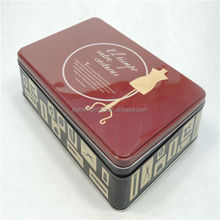 hot selling rectangle tin box,tin box use for candy/cookie/mint/food/gift