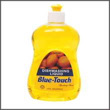 Blue-Touch brand OEM tableware used Concentrated Dishwashing Liquid