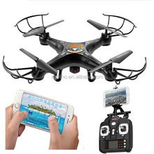 New favorite!2.4G RC 6 Axis unmanned helicopter with camera children's toy
