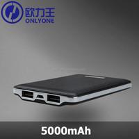 Portable Mobile Power Bank 5000 Mah Charger,Manual for Power Bank,Ultra Slim Power Bank for iPhone/Portable Mobile Power Bank