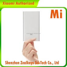 Portable 5000mAh Super Slim Xiaomi Mobile Quality Cellphone Power Bank
