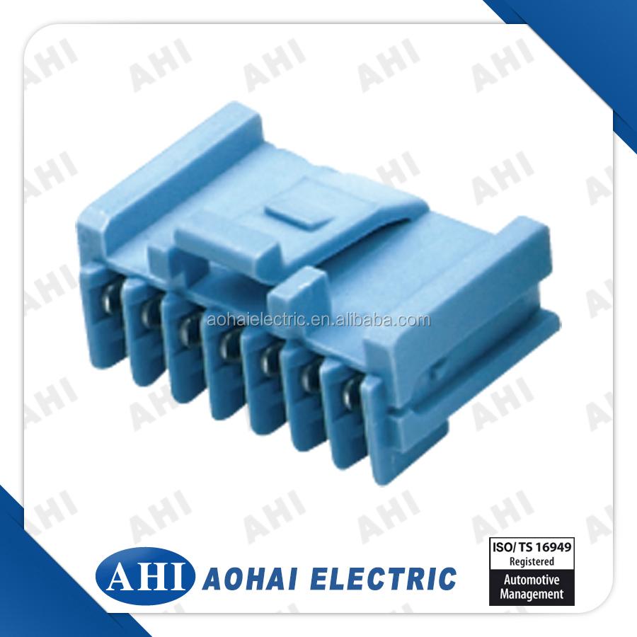 142702 - 1 0.6 série femmes 7 pino bleu pbt gf électrique auto connecteur
