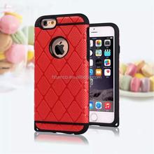 China price Newly design premium PC phone cover, bumper case for iphone 6/ iphone 6plus