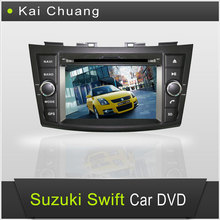 Suzuki Swift 2015 Touch Screen Car DVD Player GPS with All Functions
