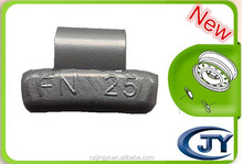 25g FN series Used on most Japanese vehicles with alloy wheels of wheel balance weight