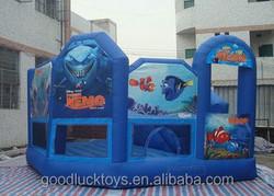 venta de brincolines inflables cheap prefab houses /inflatable bouncer