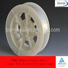 PMMA Modern Fiber Optic Light For Decorative Spotlight