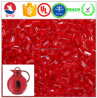 Wholesale poly pellets Heat resistant PC resin, Injection molding high temperature reinforced Polycarbonate prices
