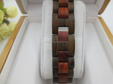 Hot sale factory price high quality wood watch with japan movement