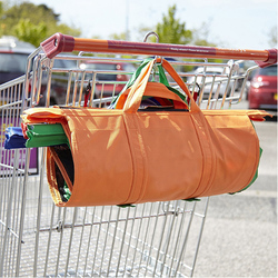 New Arrival Shopping Trolley Bag Foldable In China