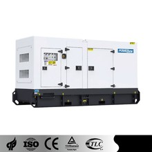 PowerLink 50Hz WPS250S 250KVA Soundproof Diesel Generator in China