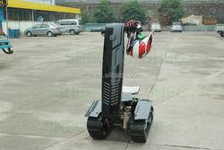 ATV tires for chopper bike