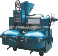 3.5 tons /24hr hemp seed oil press machine with hemp seed oil filter