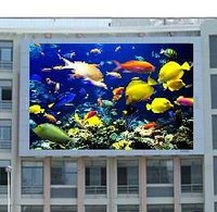 p16 shenzhen led display big Exhibition application outdoor fluorescent roll up led screen