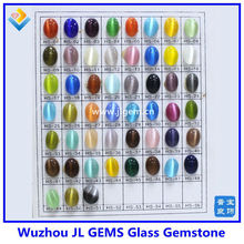 New Cats Eyes Gemstone Color Chart