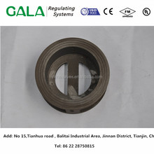 high quality OEM iron casting check valve body in Alibaba company