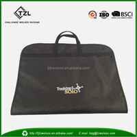 High quality garment bags wholesale for 7 year professional factory