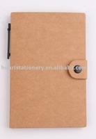 take away gift memo pad with pen set
