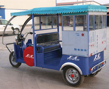 electric tricycle used; passenger auto rickshaw price
