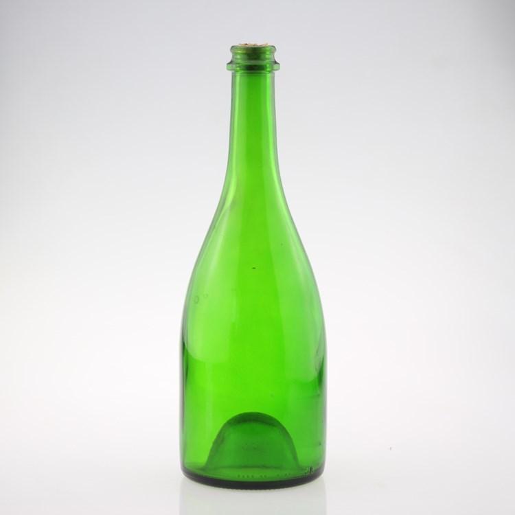 Dégradé Couleur Galvanoplastie Bouteilles de Champagne Peinture en Aérosol Bouteille D'esprit