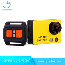 Remore control good video camera waterproof AT300 action camcorders