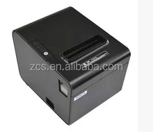80mm POS Thermal Receipt Printer(80mm USB AND serial Ethernet POS Automatic paper cutting receipt printer)