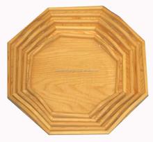Unfinished atacado baratos fsc caixa de madeira para queijo