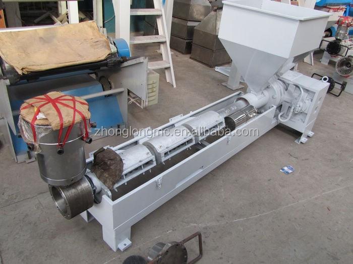 PE plastic film blowing machine extruder