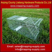 Humane Live Catch Feral Cat Cage Trap Manufacturer