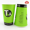 high quality food grade cheap customize coffee paper cup