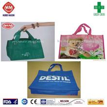 disposable women's nonwoven shopping bag