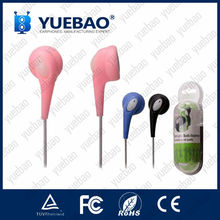 Stylish Jelly Earphone offered to Walmart
