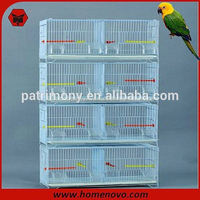 make wooden bird cage