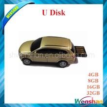 sports car shaped promotional usb flash drive oem