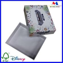 Alibaba China 2015 new product 2 pieces custom luxury gift box